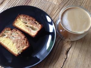 Glutenvrije appel kaneel cake