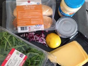 Glutenvrije ingredienten