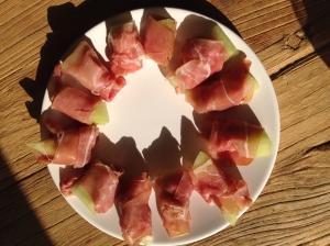 Ham en Meloen
